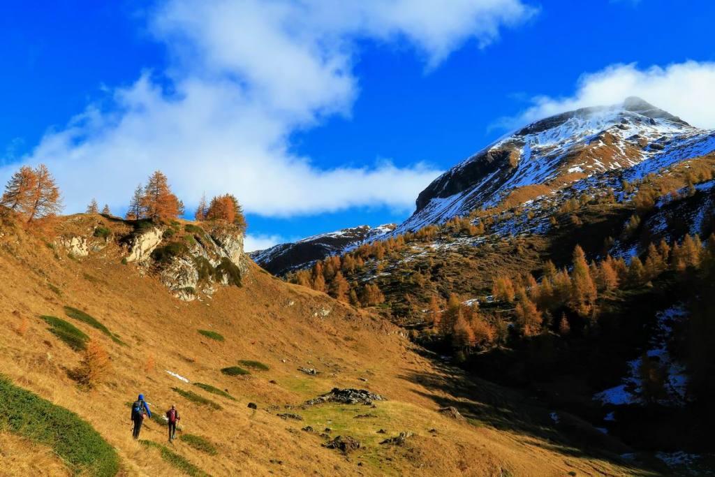 Monte Corbernas, 2.578 m
