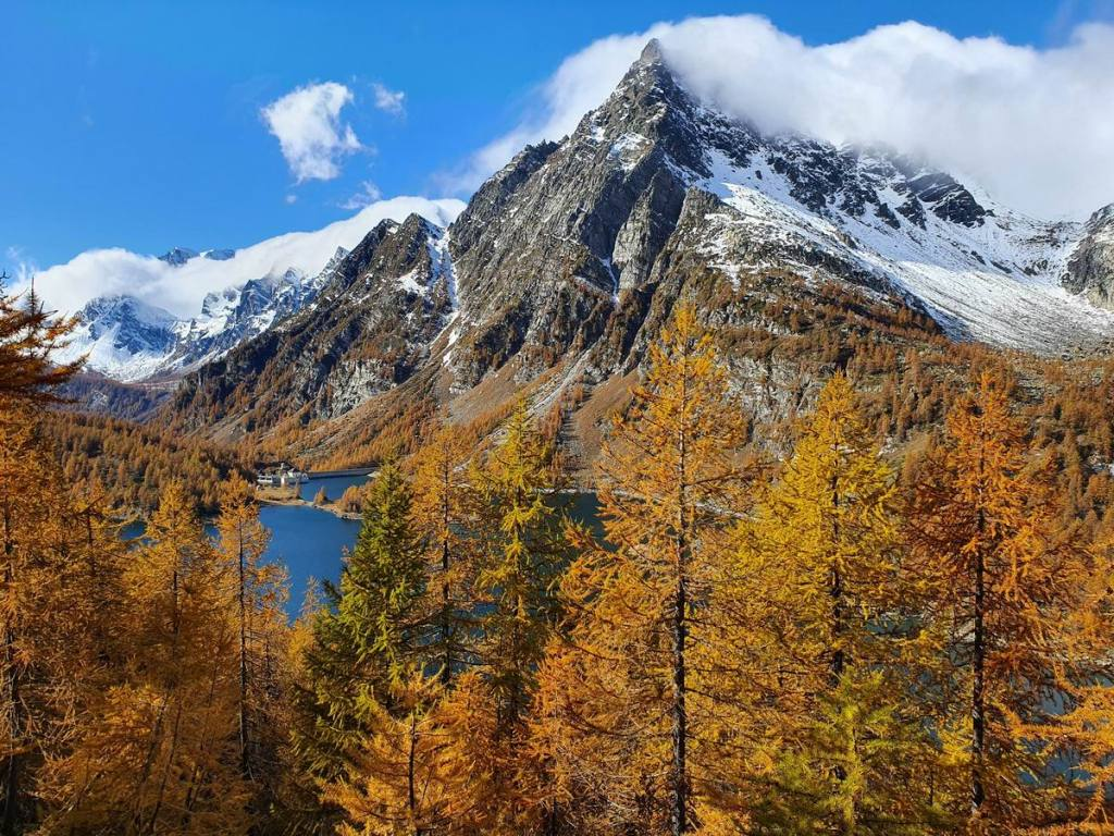Lago Devero, 1.856 m