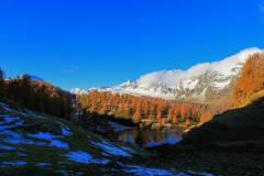 Lago di Sangiatto inferiore, 1.982 m