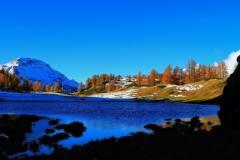 Lago di Sangiatto superiore, 2.034 m