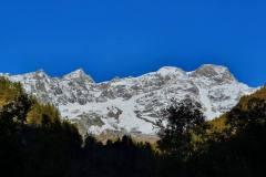 Parete Sud del Monte Rosa
