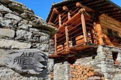 Alpe Pile, 1.575 m