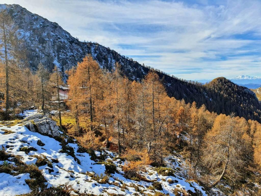 Rifugio Bogani, 1.816 m