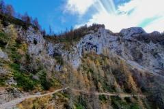 Sentiero n 25 per il Cainallo